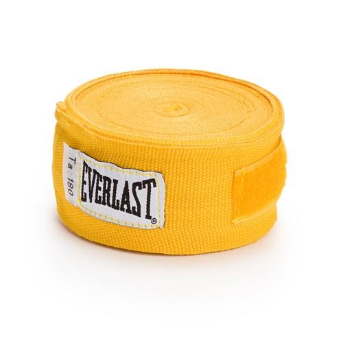 Боксерские бинты Everlast Hand Wraps Yellow 4.55 м